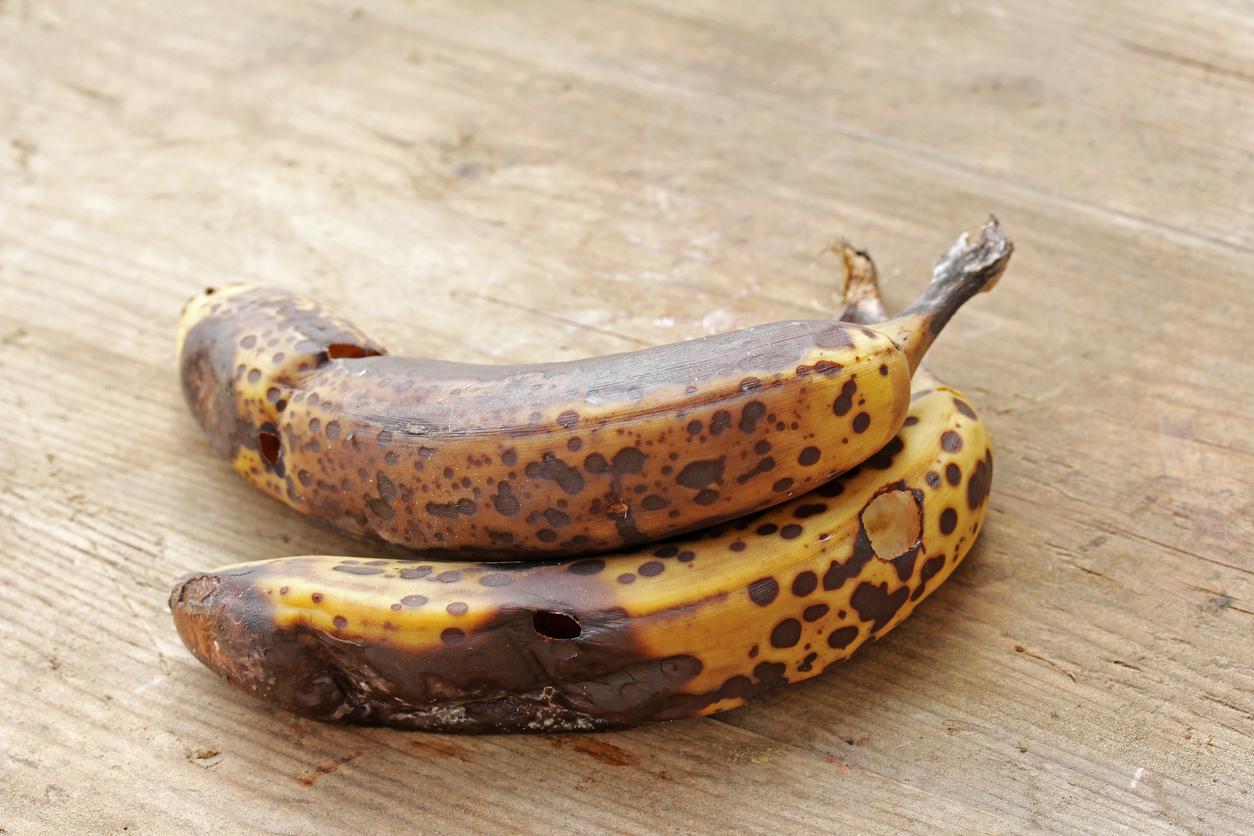 Lifehack bananen langer vers