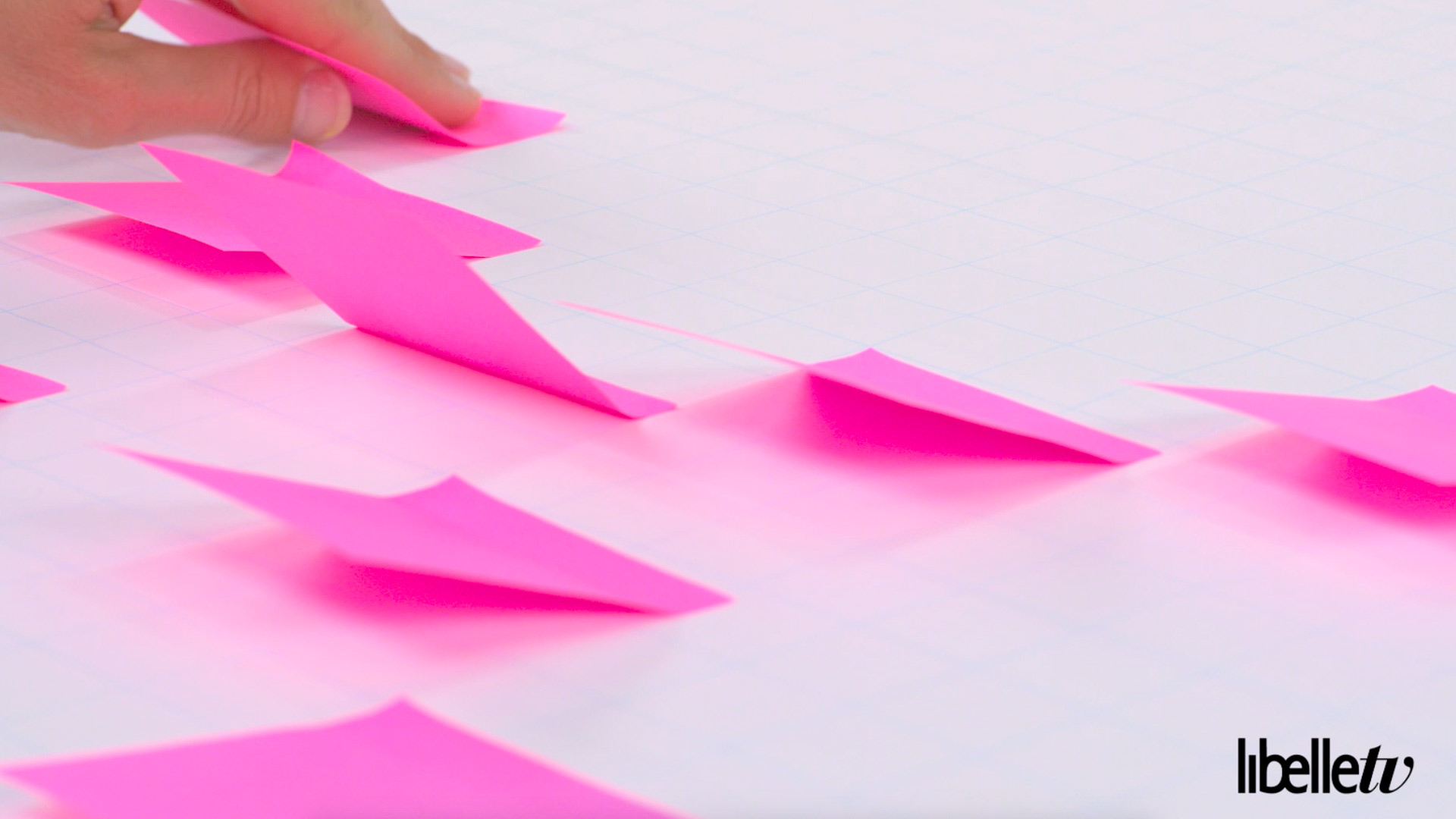 Nooit meer opkrullende post-its