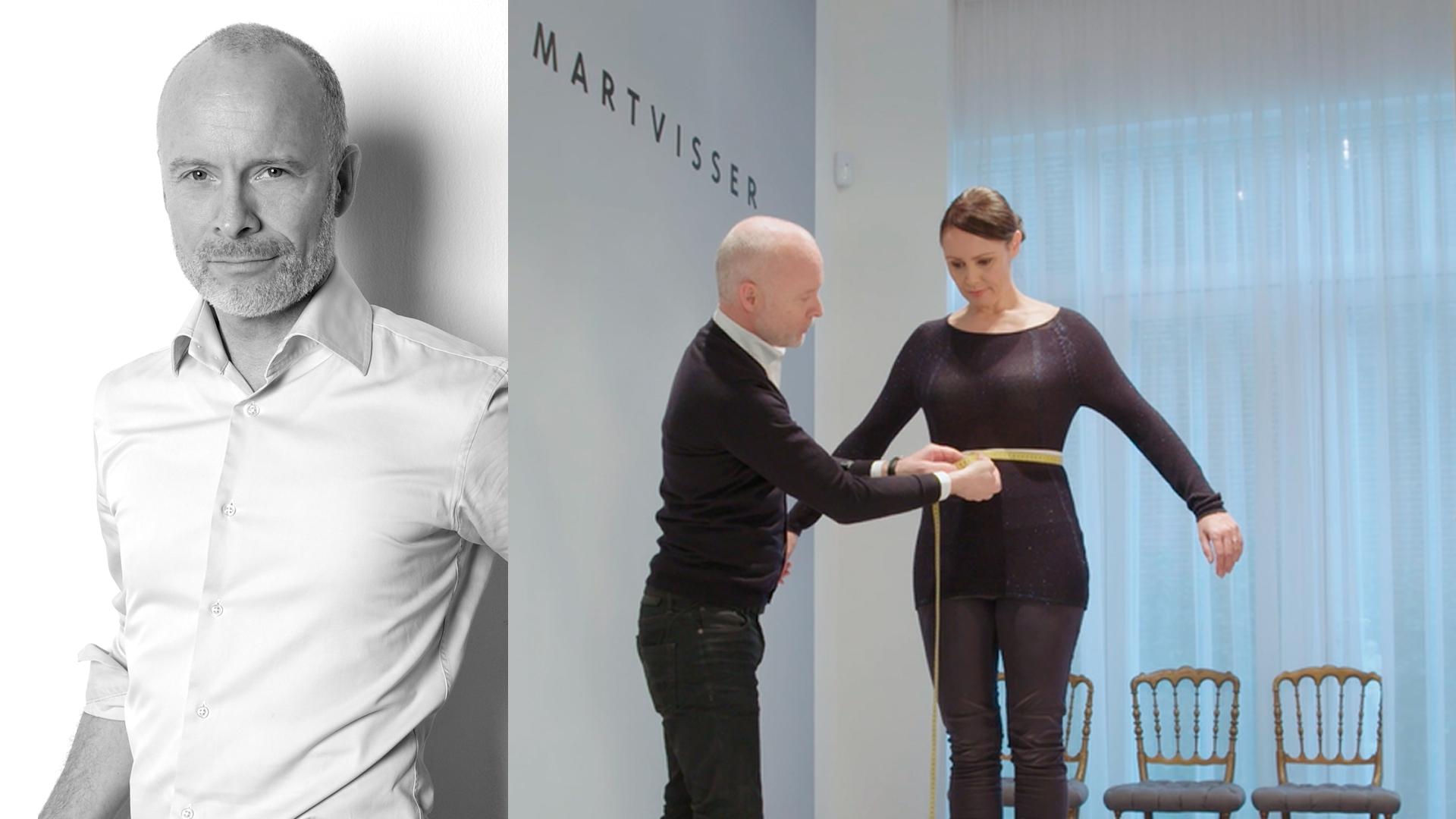 Je maten met Mart Visser