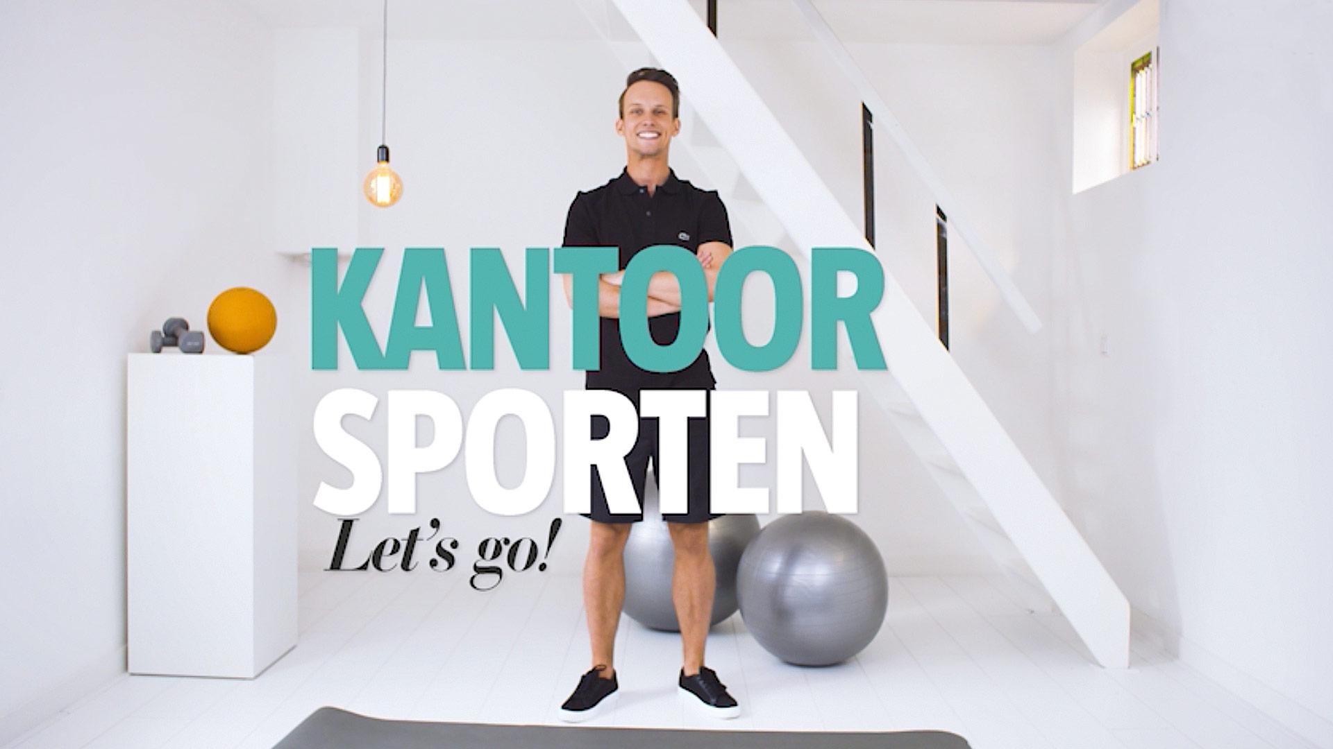 kantoor sporten
