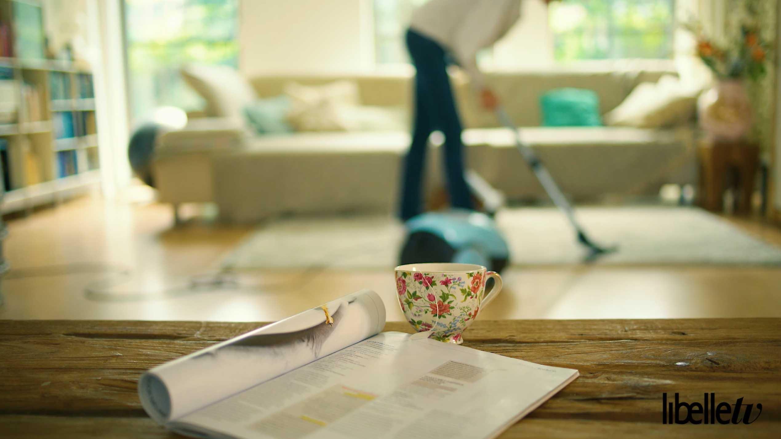 Lifehack frisse geur in huis